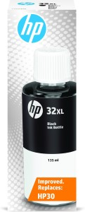 HP 32 Black Original Ink Bottle
