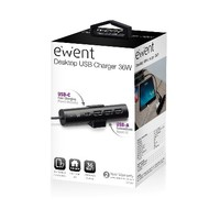 EWENT USB Charger 110-240V 1 x USB-C