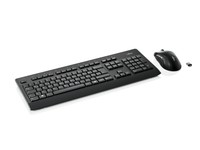 Wireless Keyboard Set LX960 Belgium