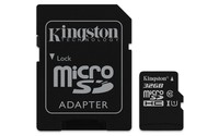 32GB microSDHC Canvas Select
